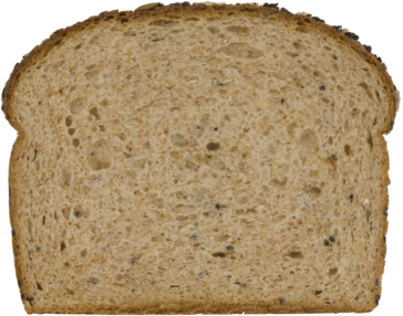 22 Grains & Seeds Bread Slice