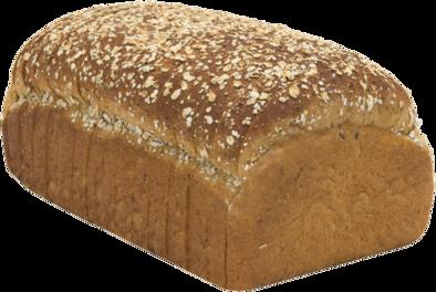 12 Grain Naked Bread Loaf