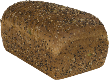 22 Grains & Seeds Naked Bread Loaf