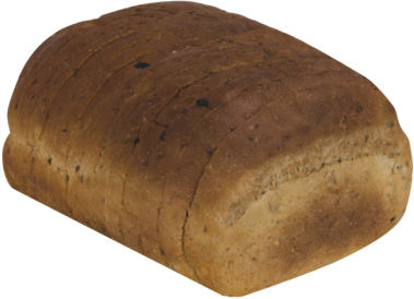 Dill Rye Naked Bread Loaf
