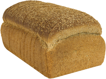 Double Fiber Naked Bread Loaf