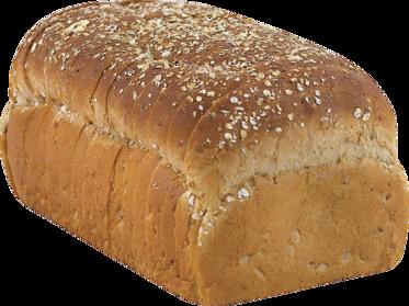Oatnut Naked Bread Loaf