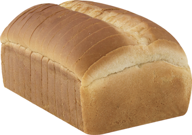 Country Potato Naked Bread Loaf Image