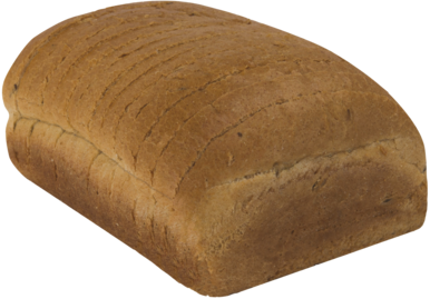 Russian Rye Naked Bread Loaf Image