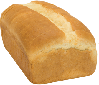 Sweet Hawaiian Naked Bread Loaf
