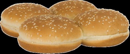 Potato Sandwich Buns Top of Buns