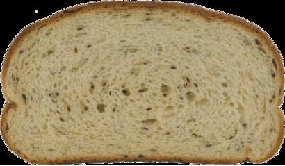 Dill Rye Bread Slice Image