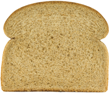 Double Fiber Bread Slice