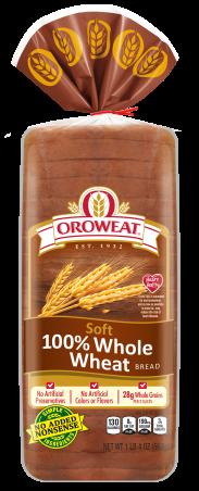 Soft 100% Whole Wheat