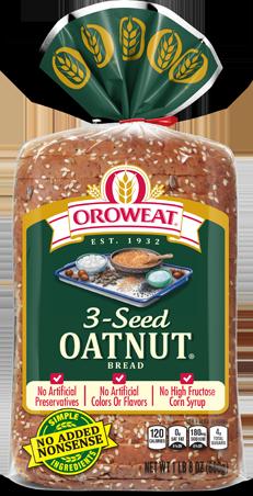 3-Seed Oatnut
