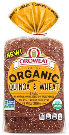 Quinoa & Wheat