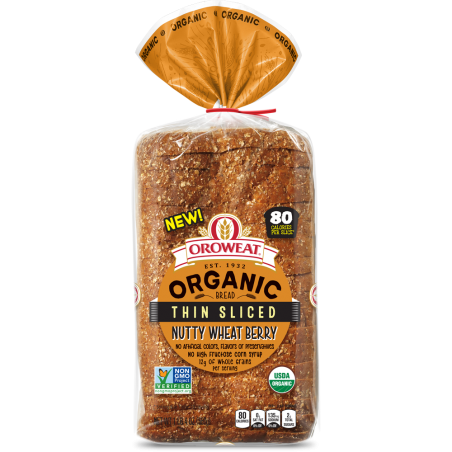Thin-Sliced Nutty Wheat Berry