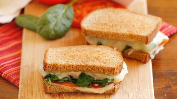 FUNtina Grilled Cheese Recipe Image
